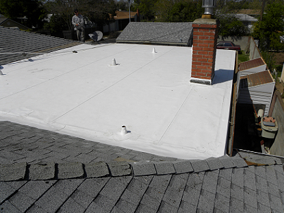 IB Roof System - Flat & Low Slope Roof Sacramento CA