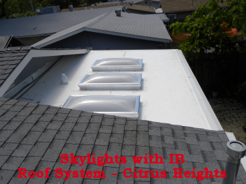 DA Roofing - Skylight Installation Auburn, Carmichael, Citrus Heights, El Dorado Hills, Folsom, Granite Bay, Loomis, Placerville, Rancho Cordova, Rocklin, Roseville, Sacramento, Shingle Springs