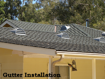 DA Roofing - Gutter Installation Auburn, Carmichael, Citrus Heights, El Dorado Hills, Folsom, Granite Bay, Loomis, Placerville, Rancho Cordova, Rocklin, Roseville, Sacramento, Shingle Springs